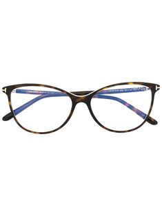 Tom Ford Glasses Women, Womens Glasses, Tom Ford Eyewear, Swiss Style, Cat Eye Glasses, Round Frame, Tortoise Shell, Just In Case, Tortoiseshell Glasses