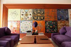 works of art: hermes scarves
