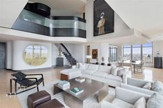 Luxurious Penthouse in NYC by Beyer Blinder Belle and Costas Kondylis - http://architectism.com/luxurious-penthouse-in-nyc-by-beyer-blinder-belle-and-costas-kondylis/ -