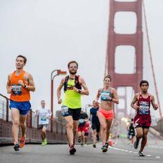 SF Marathon training. #Marathon #HalfMarathon #Training Guide