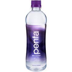 998cbb64fa Penta Ultra-Purified Water, 16.9 fl oz, (Pack of 24) - Walmart.com.  Demineralisiertes WasserWasserflascheVollwerternährung ...