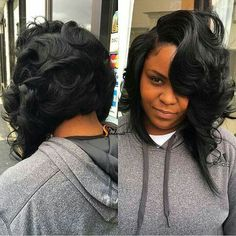 The volume on this bob is everything.