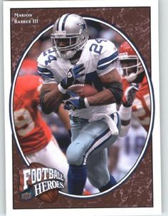 152..Marion Barber - Dallas Cowboys