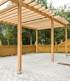 Pergola-Park Please visit my woodworking auctions website at www.WoodworkerPlans.org/woodworking_auctions for more woodworking information and auction deals.