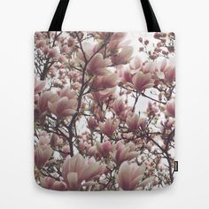 Magnoly Tote Bag by habeco - $22.00