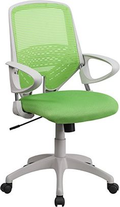 embroidered mid back pink mesh task chair with arms and chrome base