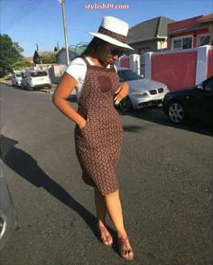 African Shirt Dress, Latest African Fashion Dresses, African Dresses For Women, African Attire, South African Traditional Dresses, Sepedi Traditional Dresses, African Print Dress Designs, Stylish Dresses, Sishweshwe Dresses