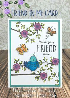 Friend in me card