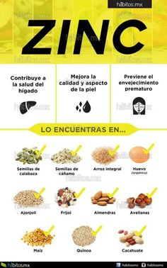 ZINC Keeping Healthy, Healthy Tips, Healthy Recipes, Healthy Choices, Vitamin A, 200 Calorie Meals, 200 Calories, Health Coach, Natural Remedies
