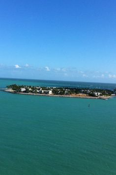 Key West, Florida  (Was there on business once...wanna go back some time.)