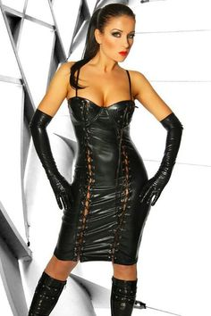 fetish leather