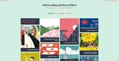 #desktop #grid #animation #transition