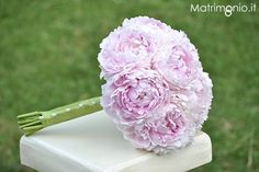 bouquet peonie rosa - Wedding planner Trieste (TS) - elisabetta wedding - http://www.matrimonio.it/collezioni/bouquet/
