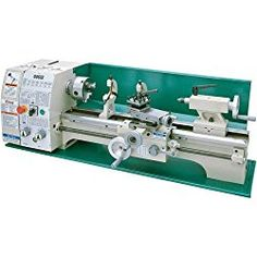 Grizzly G0602 Bench Top Metal Lathe