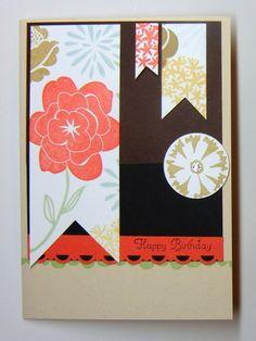 """Frühlingskarte mit """"Simple Stems""""  http://eris-kreativwerkstatt.blogspot.de/"""