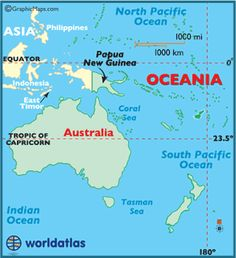 Australia map map of oceania south pacific map new zealand map map of fiji fiji map geography of fiji map information world atlas gumiabroncs Image collections
