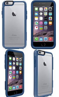 100% NEW Otterbox Symmetry Series Clear Case for Apple iPhone 6/6s [4.7'']