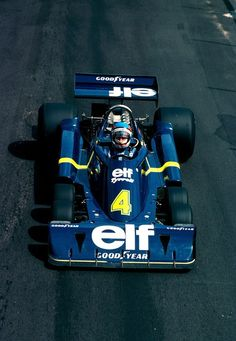 Tyrrell - Ford 1976