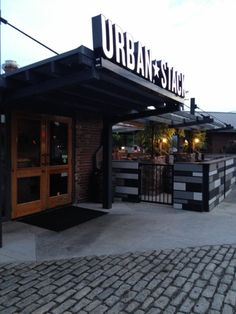 Looking for the best burger in town? Some would say you'll find it at Urban Stack. Judge for yourself, and let us know!