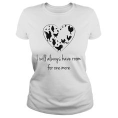 (Tshirt mostOrder) I will always have room for one more Chickens (Tshirt Legen) Hoodies, Tee Shirts