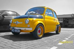 ABARTH-FIAT 595 look-alike 1969 | Flickr - Photo Sharing!