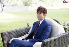 Lee Min Ho for Ferrero Rocher, 2015.