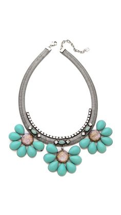 DANNIJO Pixie Necklace #statement