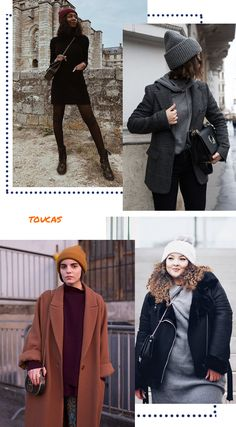 60f4d2717d 497 melhores imagens de Inverno   Winter Looks em 2019   Moda ...