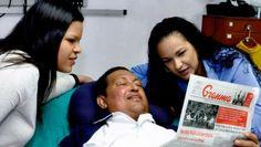 Hugo Chavez has more chemotherapy in Caracas hospital