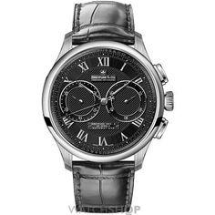 Mens Dreyfuss Co Automatic Chronograph Watch DGS00094/21
