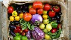 #RawTip Get a variety of colour in your diet!