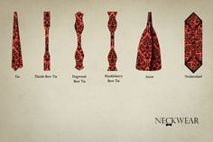 The problem: Your options in menswear are limited. The solution: Your options increase exponentially with neckwear. Plus, neckwear always makes you look stylish. Always.