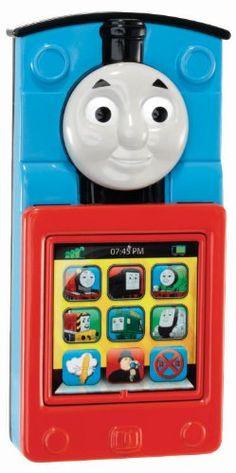 Fisher-Price My First Thomas The Train Thomas Smart Phone... http://www.amazon.com/dp/B00F6N0YCK/ref=cm_sw_r_pi_dp_Jbgtxb07DN22V