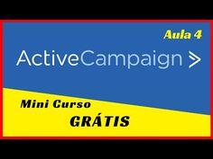 Active Campaign    mini curso de Active Campaign   Aula 4