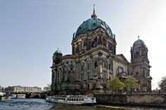 Berliner Dom. Image by ForsterFoto / CC BY 2.0