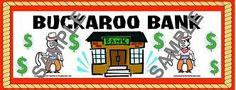 Buckaroo Bank (rewards system)