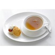 """11,90 € - Diese Tasse ist mit ihrer breiten Form ein Genuss für jeden Tee-Liebhaber. Der Unterteller wird direkt mitgeliefert - gemeinsam mit den restlichen Produkten der """"à Table Thé"""" Serie ein echter Hingucker auf dem Tisch."""