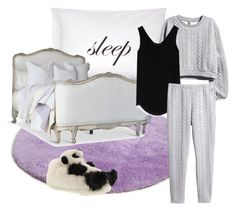 """Sleep"" by marialuisa-iannone on Polyvore featuring interior, interiors, interior design, Casa, home decor, interior decorating, Kiki de Montparnasse, TOM TAILOR, H&M e Zara"