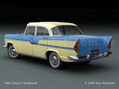 Simca Chambord 1962