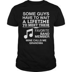 My Favorite Band Member Calls Me Grandma Best Gift : shirt quotesd, shirts with sayings, shirt diy, gift shirt ideas  #hoodie #ideas #image #photo #shirt #tshirt #sweatshirt #tee #gift #perfectgift #birthday #Christmas