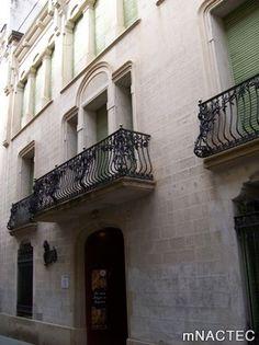 Casa Alegre de Sagrera 1912 edifici-museu - Terrassa