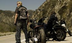 Adiós a Sons of Anarchy, una serie de hermandad, tragedia y motos