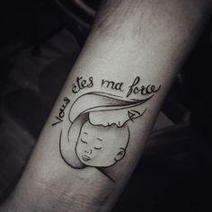 Menos tatoo