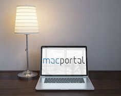 Macportal logo re-design
