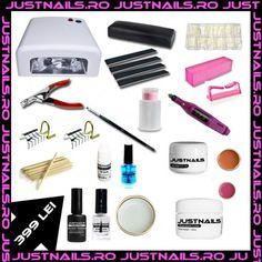 KIT CURSANTI JUSTNAILS - 399 lei www.justnails.ro