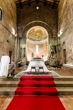 Chiesa di San Pietro in Cedda (Poggibonsi). Foto di Fabio Broggi su http://500px.com/photo/36375452