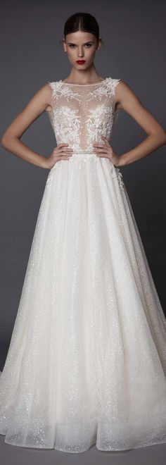 """Aurelia"" from the new BERTA bridal line - MUSE by berta <3"