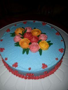 Ice' final cake, wilton course 1