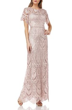 Looking for JS Collection Illusion Lace Evening Dress ? Check out our picks for the JS Collection Illusion Lace Evening Dress from the popular stores - all in one. Brides Mom Dress, Summer Mother Of The Bride Dresses, Summer Dresses With Sleeves, Mother Of Groom Dresses, Mothers Dresses, Evening Dresses Online, Lace Evening Dresses, Evening Outfits, Dress Online