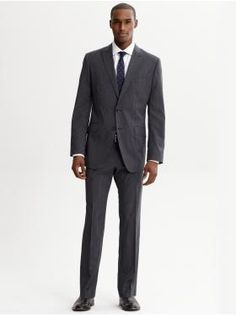I do love a pinstriped navy suit.  It just seems like the most festive option for attire at a wedding.